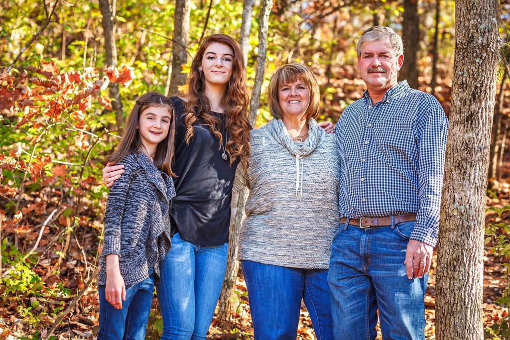 Blair Family 2015-24