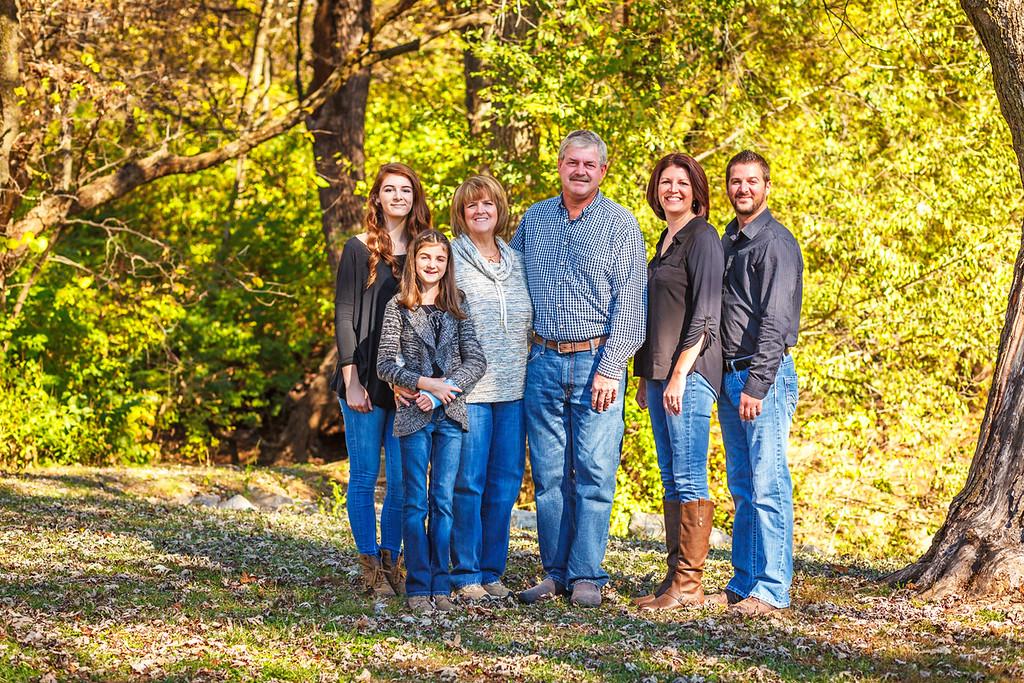 Blair Family 2015-2