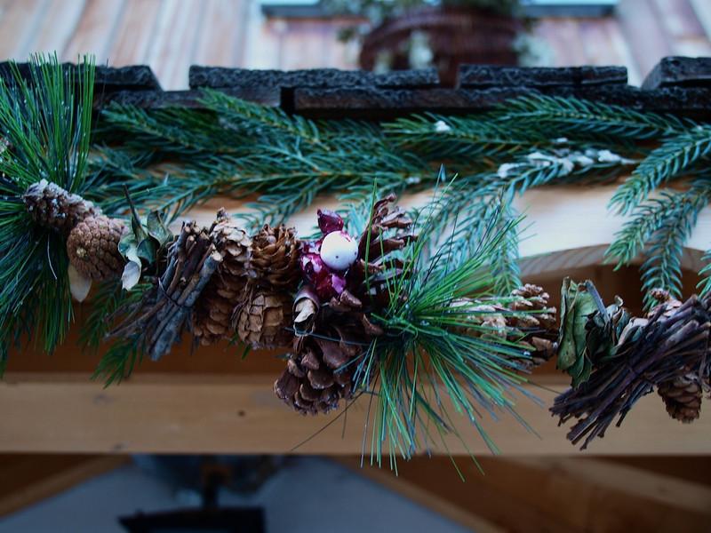 Alpine decoration 1