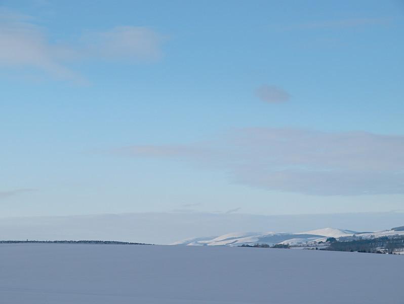 Snowfield - Gateside