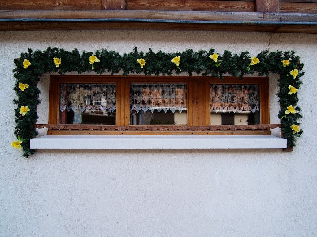 Alpine decorations - 2