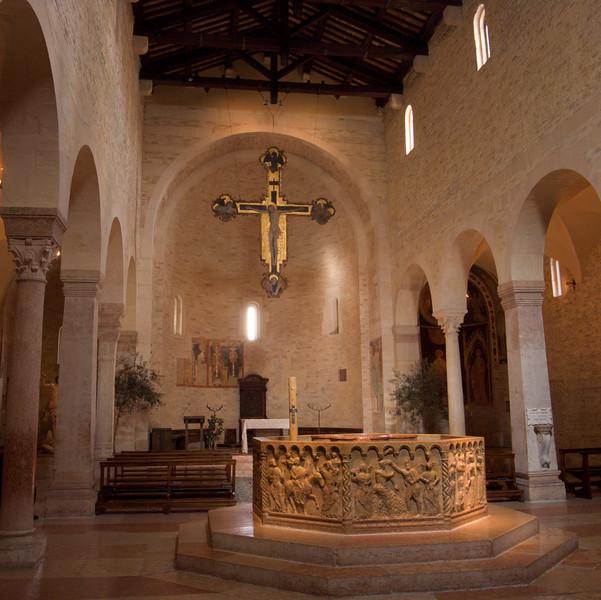 San Giovanni in Fonte, cathedral complex, Verona