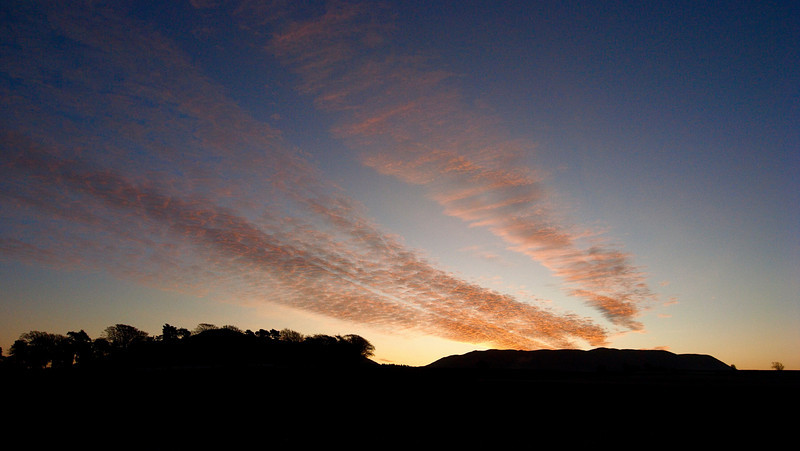 Morning Light - Bishop Hill