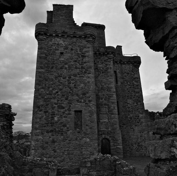 Balvaird Castle