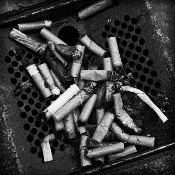 Old smokes