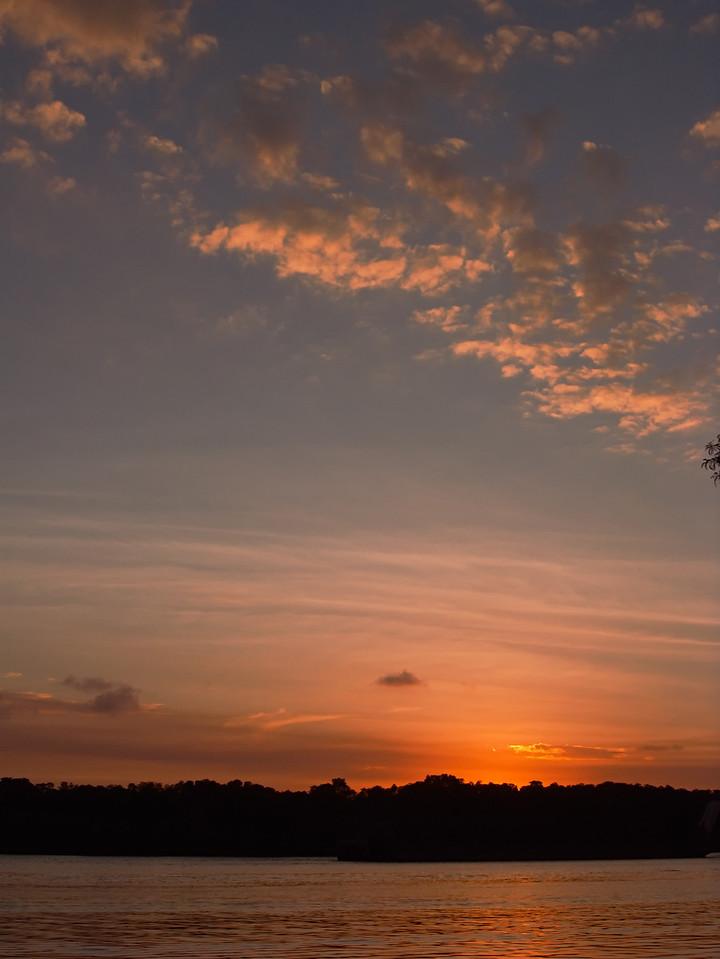 Bealait River Sunset 3