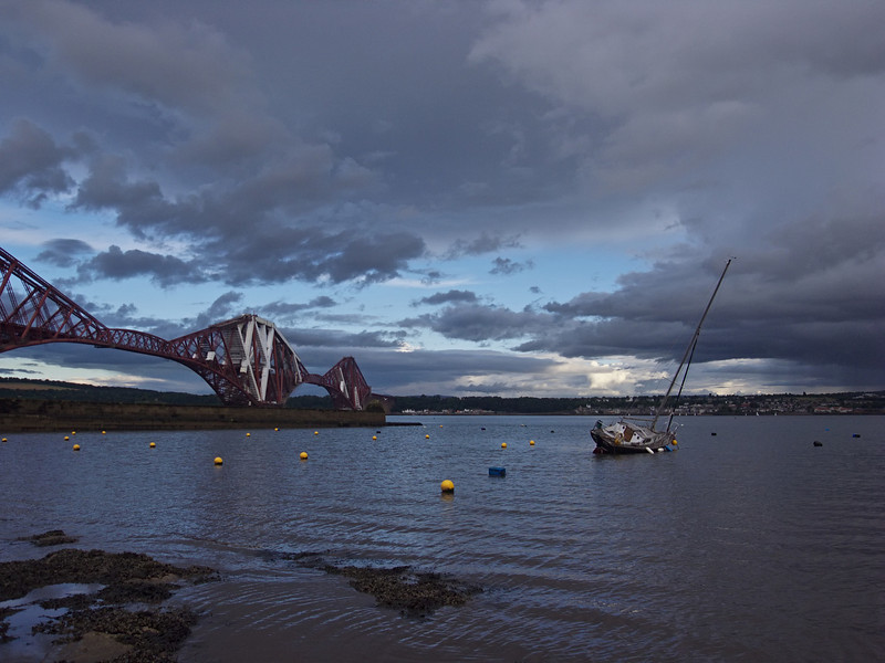 Halft Tide, North Queensferry 2