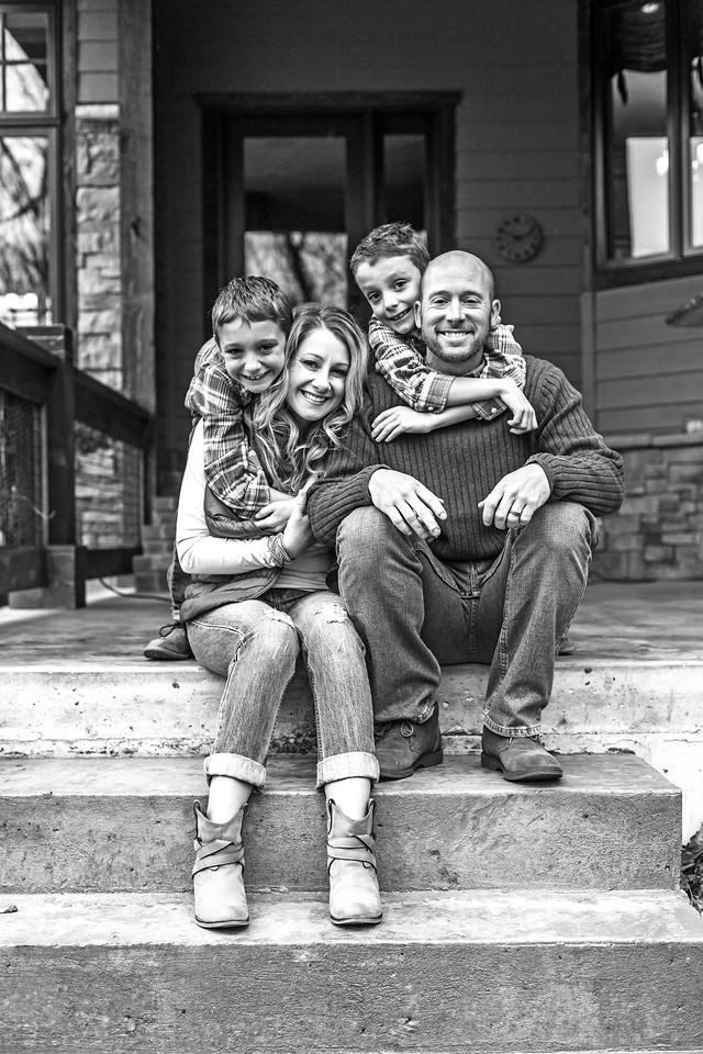 Cates Family 2015-23b&w