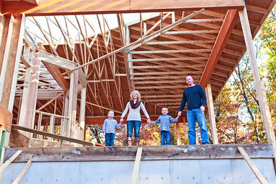 Cates family...phase 2 of home construction!