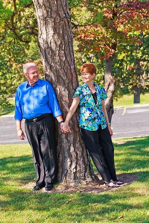Don & Linda...50 years
