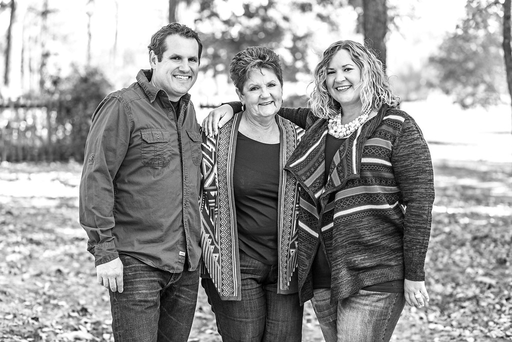 Duckworth Family 2015-19b&w