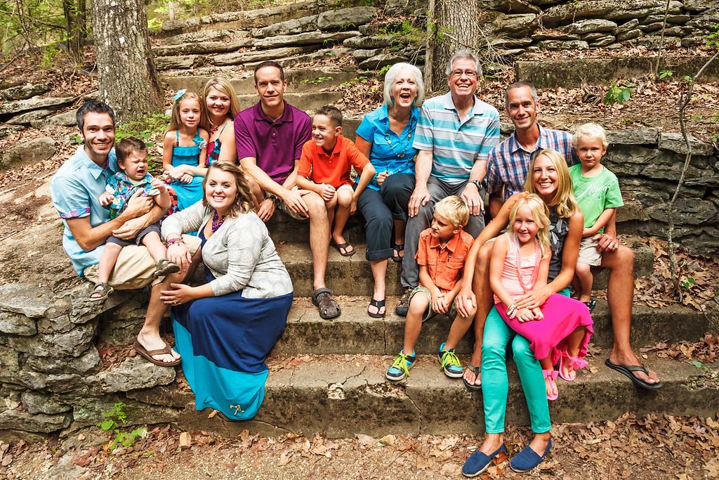 Evans Family-7