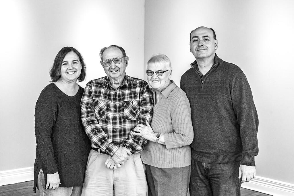 Hall Family 2015-28b&w