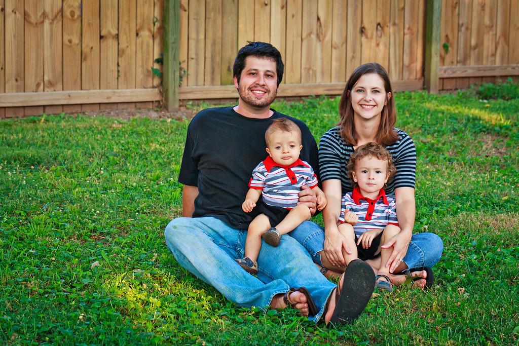 Harp Family 6-29-11-18