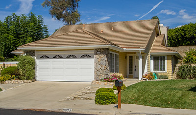 Listing Agent, Rental Single Family Dwelling Thousand Oaks, California