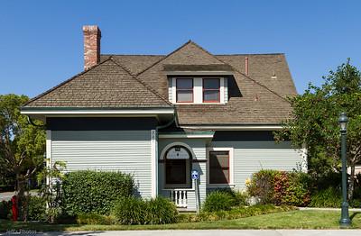 Scarlett House, Heritage Square, Oxnard, California
