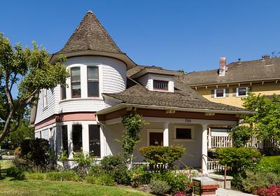 Fry/Puntenney House, Heritage Square, Oxnard, California