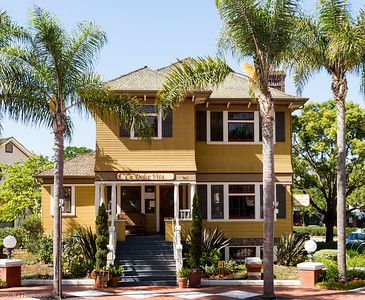 Laurent/McGrath House, Heritage Square, Oxnard, California