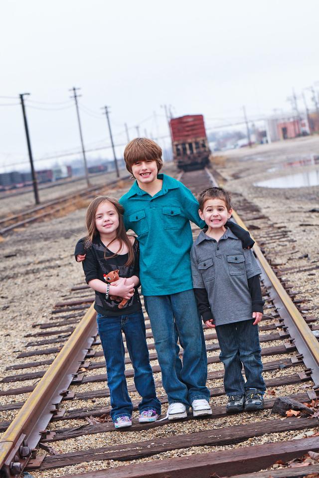 Worthy Family 2011-15