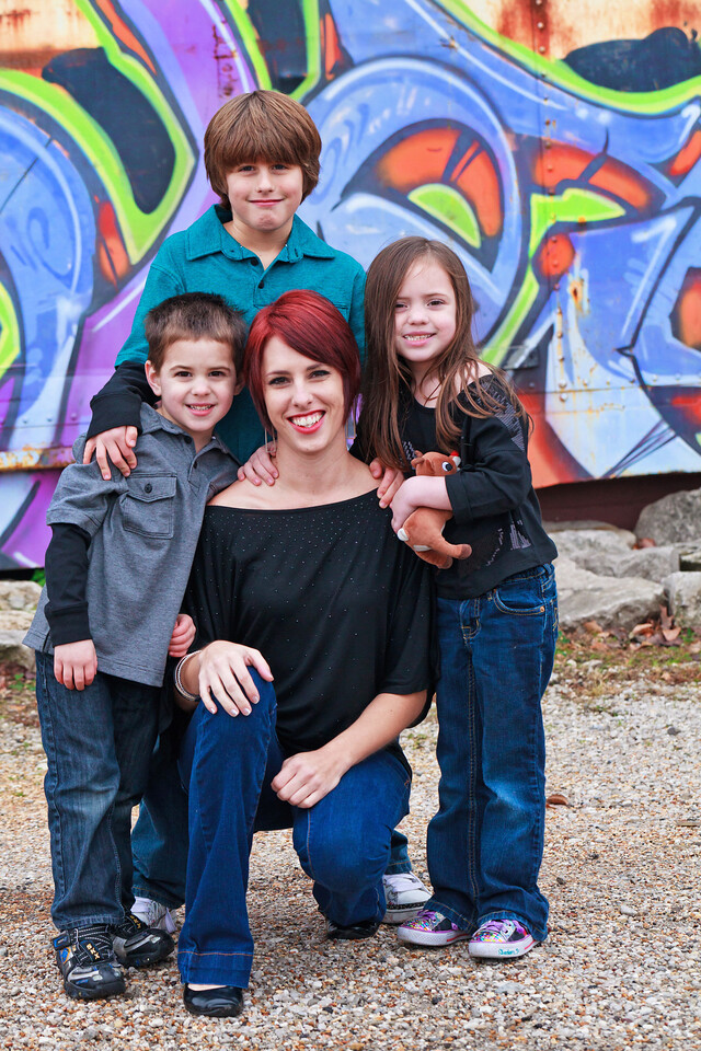 Worthy Family 2011-23