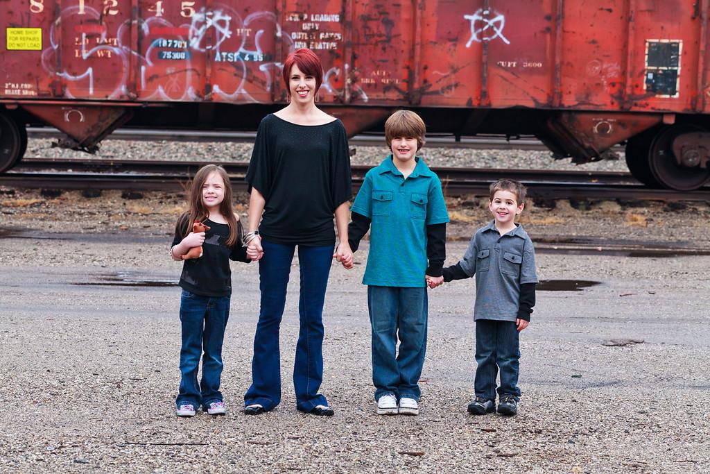 Worthy Family 2011-32