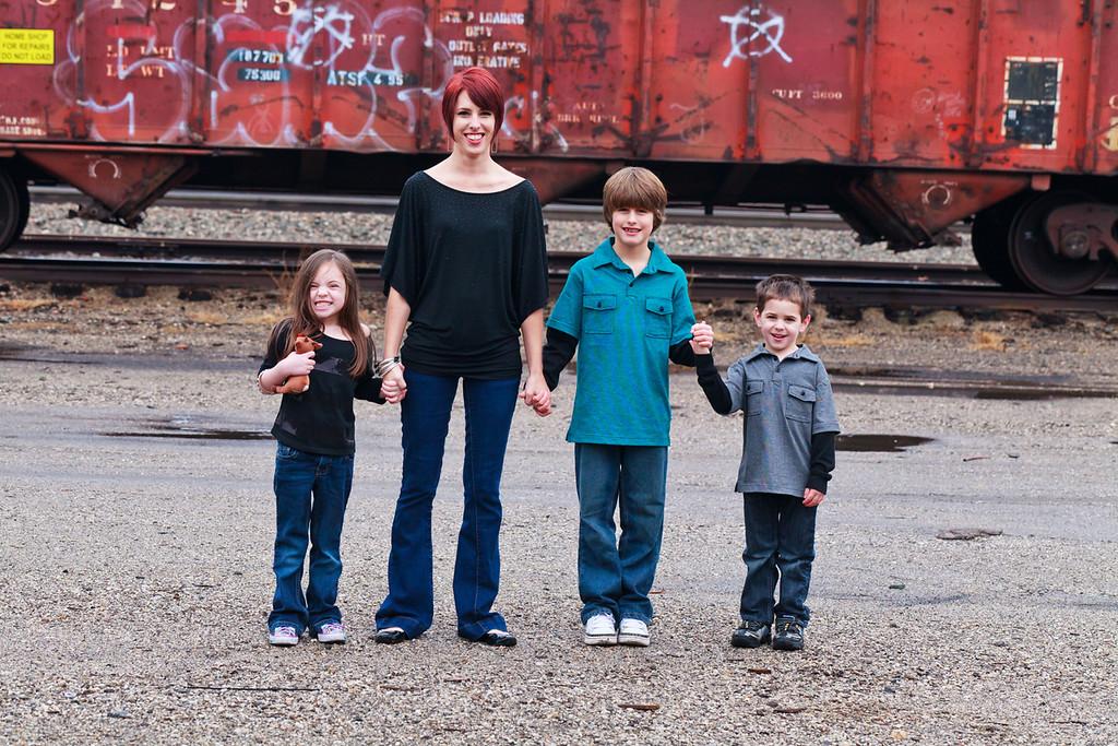 Worthy Family 2011-33