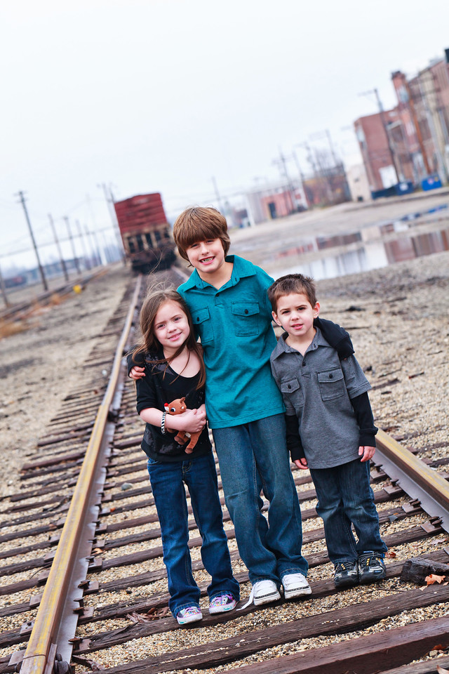 Worthy Family 2011-14
