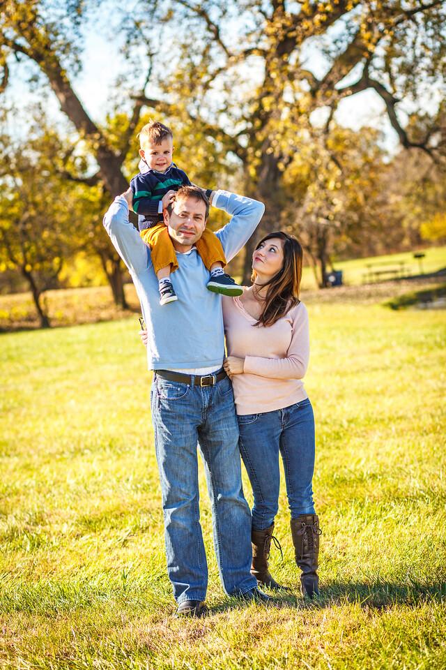 Johnson Family 2015-11