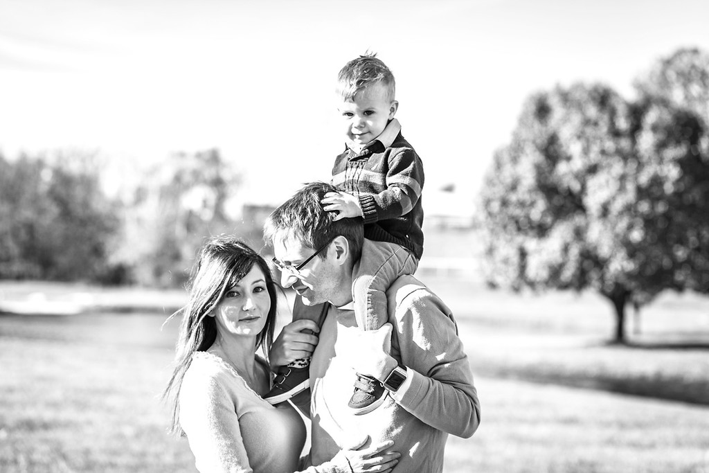 Johnson Family 2015-24b&w