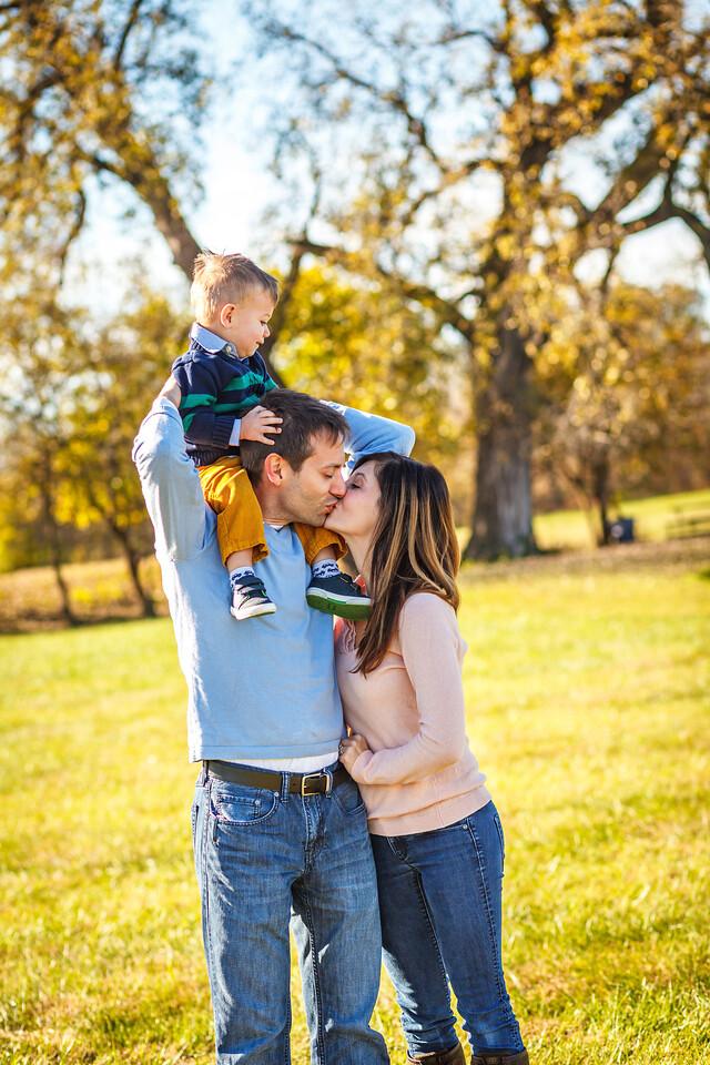Johnson Family 2015-12