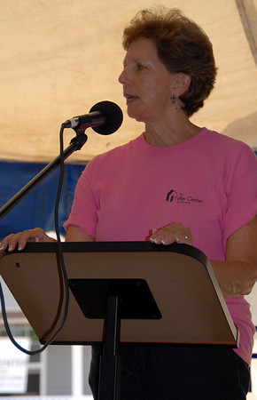 Linda Fuller shares what MFLB has meant to her and the continuing ministry of the Fuller Center and how deeply she appreciates everyone's dedicated efforts during the past week. crl