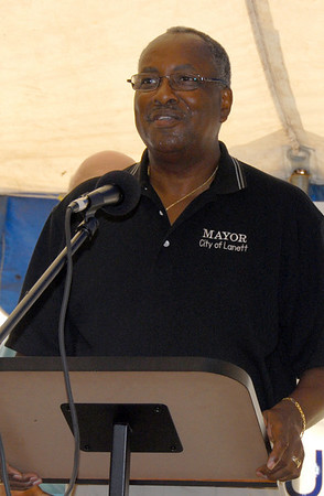 Oscar Crawley, Mayor of Lanett, AL. crl