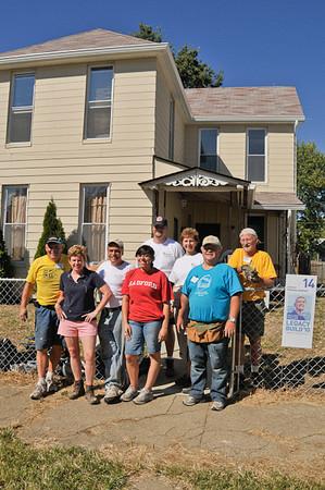 10 09-10 Group photos on last day. mlj