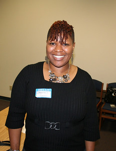 10 07-20  Sherriece Harrice is the mother of two children, Jordan, aged 10 and Asia, aged 8. Ms. Harris was raised in Indianapolis. More than anything she wants a stable place for her children to grow up. She plans to take vacation and work entire week in September on her new house.   jv