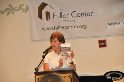10 09-05  Linda Fuller talks about the autobriography of Millard's first 30 years.  mlj