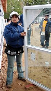 Ana Isabel Tarazona Ramos, a homeowner with Fuller Center Peru.