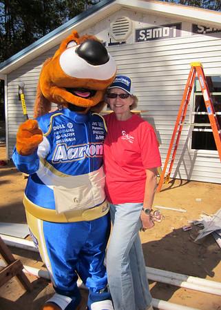 2011 10-20  Lucky and Linda Fuller Degelmann.