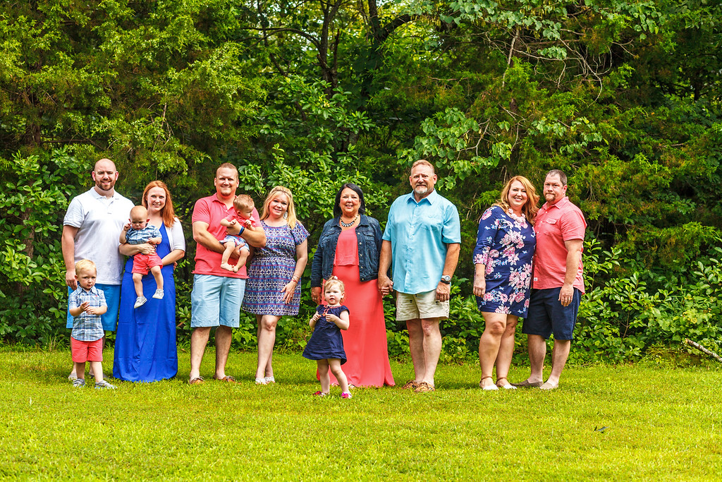 Lorence Family 2015-10
