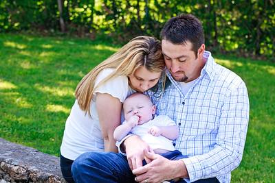 Machin family 4-2012