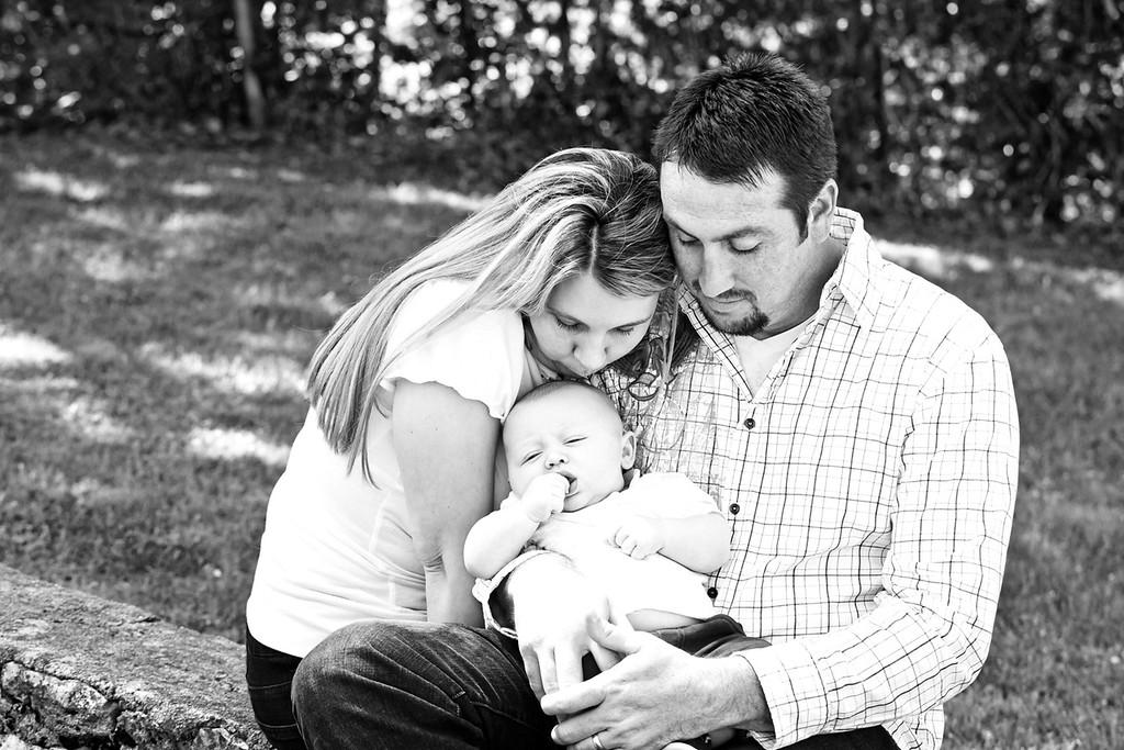 Machin Family 4-2012-28b&w