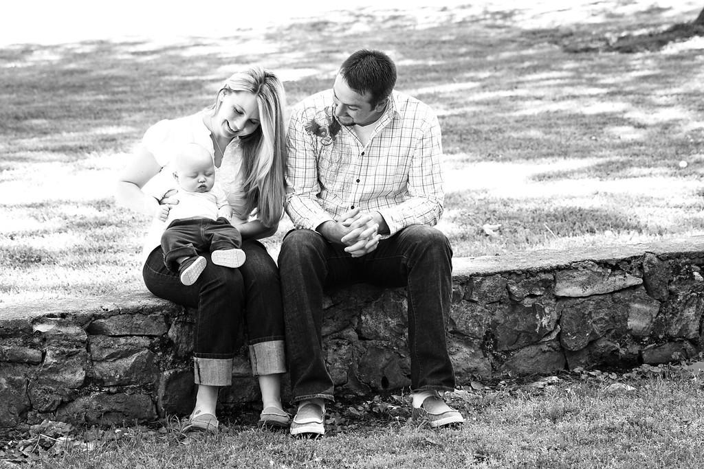 Machin Family 4-2012-24b&w