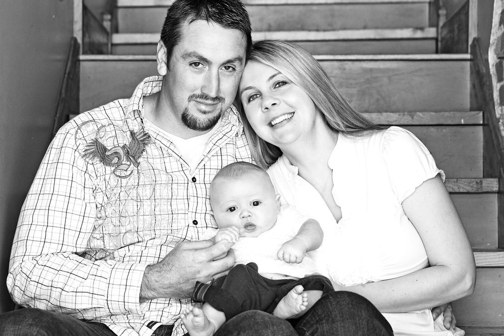 Machin Family 4-2012-15b&w