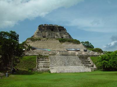 Xunantunich-Belize