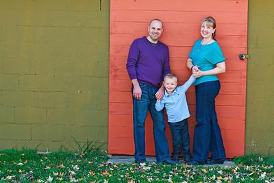 McBee family 11-2012