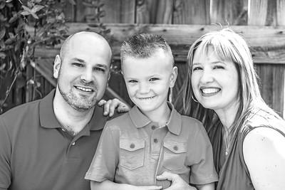 McBee Family 2014-7b&w