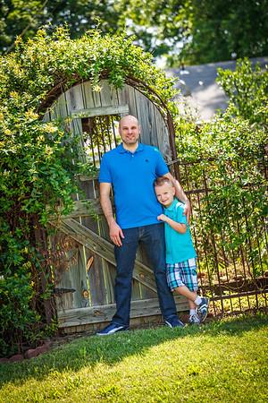 McBee Family 2014-1