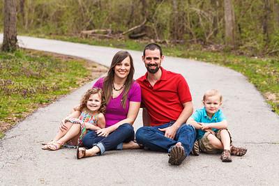 Miller family 4-2013