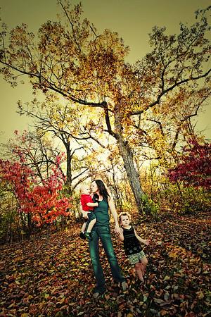 Missy & kiddos...11-2011