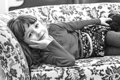 Olivia 5 years 1-2015-1b&w