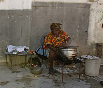A glimpse of everyday life in Haiti for one woman.